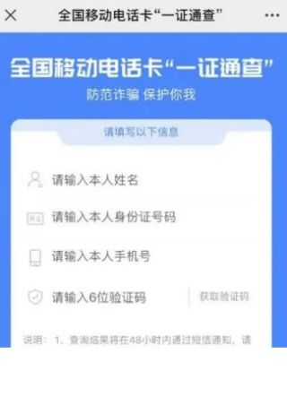 支付宝一证通查app小程序图1