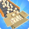 鸡蛋流水线